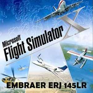 Acheter FSX Embraer ERJ 145LR Add-On Clé Cd Comparateur Prix