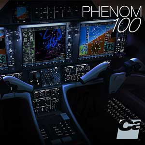 Acheter FSX Embraer Phenom 100 Add-On Clé Cd Comparateur Prix