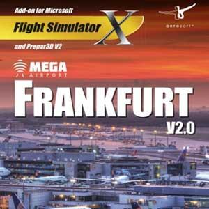 FSX Mega Airport Frankfurt V2.0