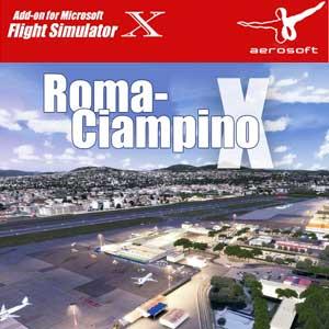 FSX Roma-Ciampino X