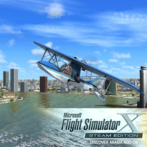 FSX Steam Edition Discover Arabia Add-On