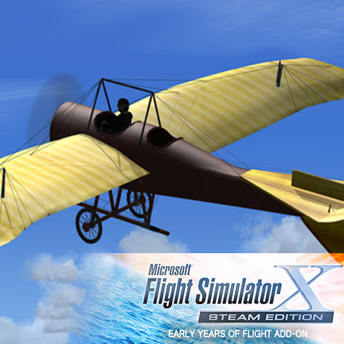 Acheter FSX Steam Edition Early Years of Flight Add-On Clé Cd Comparateur Prix