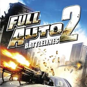 Telecharger Full Auto 2 Battlelines PS3 code Comparateur Prix