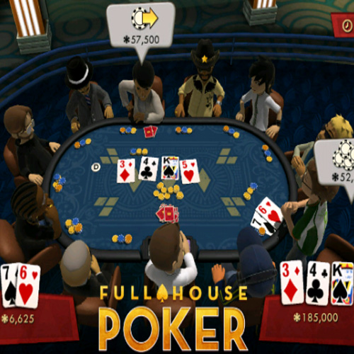 Acheter Full House Poker Xbox 360 Code Comparateur Prix