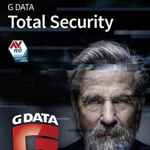 Acheter G Data Total Security Clé CD au meilleur prix