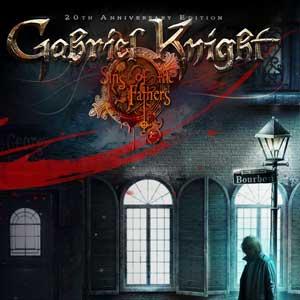 Acheter Gabriel Knight Sins of the Father Clé Cd Comparateur Prix