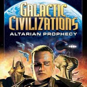 Acheter Galactic Civilizations 3 Altarian Prophecy Clé Cd Comparateur Prix
