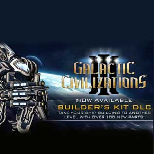 Acheter Galactic Civilizations 3 Builders Kit Clé Cd Comparateur Prix