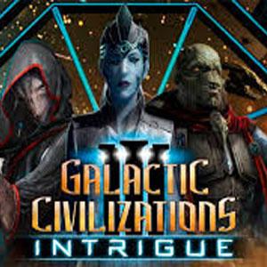 Acheter Galactic Civilizations 3 Intrigue Clé CD Comparateur Prix