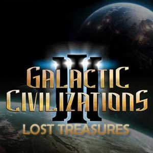 Acheter Galactic Civilizations 3 Lost Treasures Clé Cd Comparateur Prix