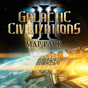 Acheter Galactic Civilizations 3 Map Pack Clé Cd Comparateur Prix