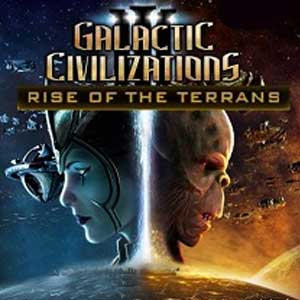 Acheter Galactic Civilizations 3 Rise of the Terrans Clé Cd Comparateur Prix