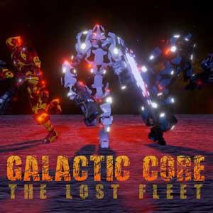 Galactic Core The Lost Fleet