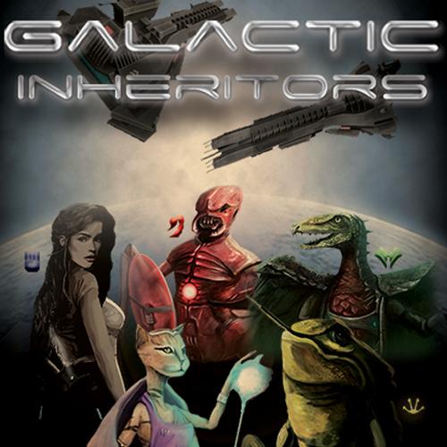 Acheter Galactic Inheritors Clé Cd Comparateur Prix