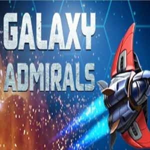 Acheter Galaxy Admirals Clé Cd Comparateur Prix
