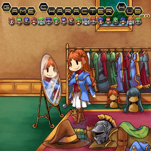 Acheter Game Character Hub Clé Cd Comparateur Prix