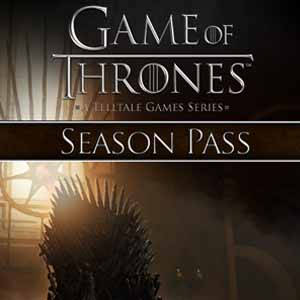 Telecharger Game of Thrones Season Pass PS4 code Comparateur Prix