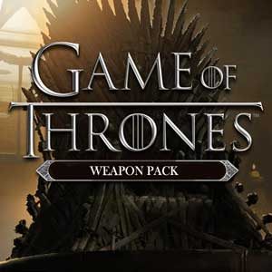 Acheter Game of Thrones Weapon Pack Clé Cd Comparateur Prix