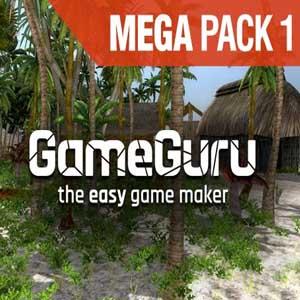 Acheter GameGuru Mega Pack 1 Clé Cd Comparateur Prix