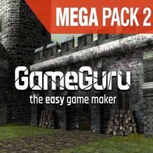 Acheter GameGuru Mega Pack 2 Clé Cd Comparateur Prix
