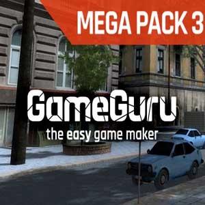 Acheter GameGuru Mega Pack 3 Clé Cd Comparateur Prix