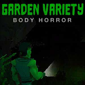 Garden Variety Body Horror Rare Import
