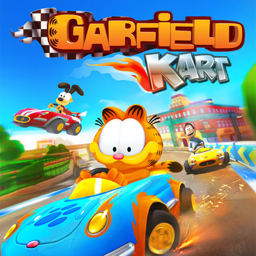Acheter Garfield Kart Nintendo 3DS Download Code Comparateur Prix
