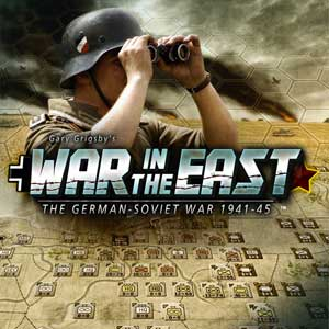 Acheter Gary Grigsbys War in the East The German-Soviet War 1941-45 Clé Cd Comparateur Prix