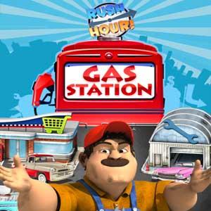 Gas Station Rush Hour