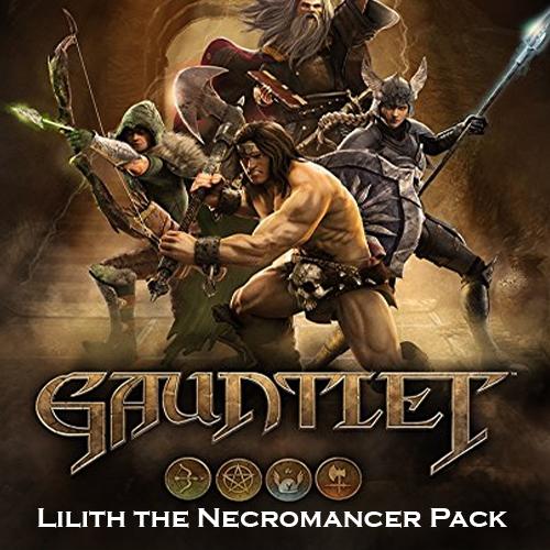 Acheter Gauntlet Lilith the Necromancer Pack Clé Cd Comparateur Prix