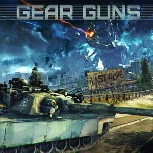Acheter GEARGUNS Tank Offensive Clé Cd Comparateur Prix