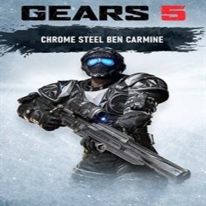 Acheter Gears 5 Chrome Steel Ben Carmine Xbox One Comparateur Prix