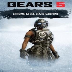 Acheter Gears 5 Chrome Steel Lizzie Carmine Clé CD Comparateur Prix