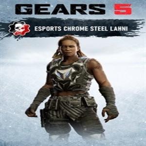 Acheter Gears 5 Esports Chrome Steel Lahni Xbox One Comparateur Prix