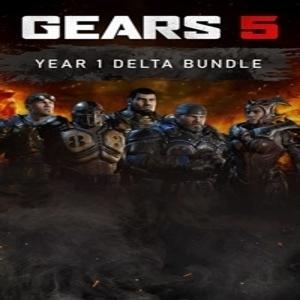 Acheter Gears 5 Year 1 Delta Bundle Xbox Series Comparateur Prix