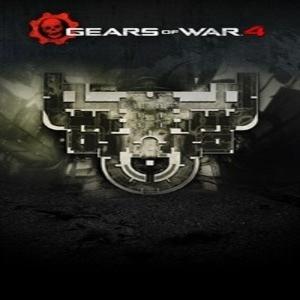 Gears of War 4 Map Rust Lung