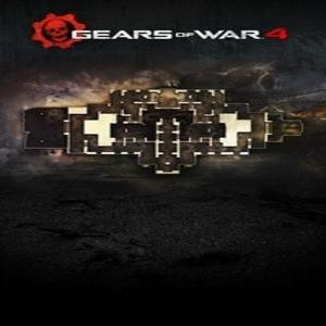 Gears of War 4 Map Slab