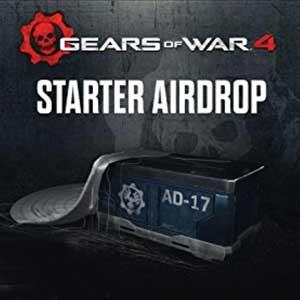 Acheter Gears of War 4 Starter Airdrop Xbox One Code Comparateur Prix