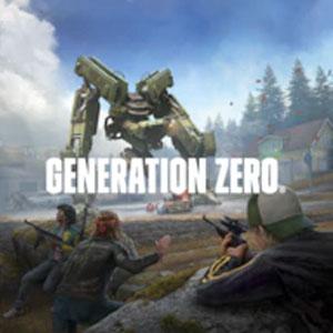 Acheter Generation Zero Xbox Series Comparateur Prix