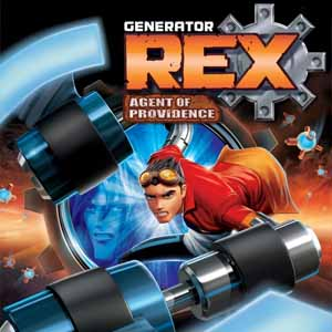 Acheter Generator Rex Agent Of Providence Xbox 360 Code Comparateur Prix
