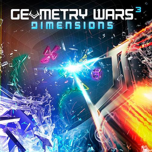 Geometry Wars 3 Dimensions