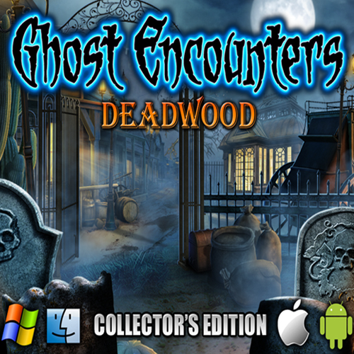 Acheter Ghost Encounters Deadwood Collectors Edition Clé Cd Comparateur Prix