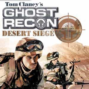Acheter Ghost Recon Desert Siege Cle Cd Comparateur Prix
