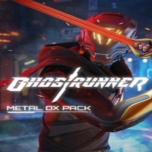 Acheter Ghostrunner Metal OX Pack Clé CD Comparateur Prix