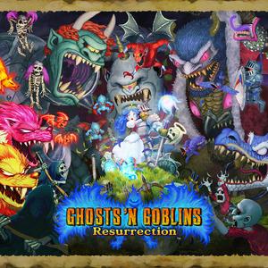 Acheter Ghosts n Goblins Resurrection PS4 Comparateur Prix
