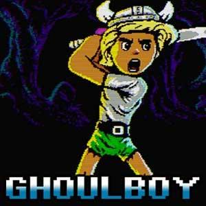 Ghoulboy Dark Sword of Goblin
