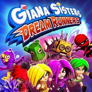 Telecharger Giana Sisters Dream Runners PS4 code Comparateur Prix
