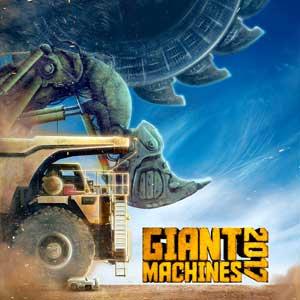 Acheter Giant Machines 2017 Clé Cd Comparateur Prix