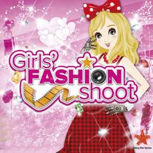 Acheter Girls Fashion Shoot Nintendo 3DS Download Code Comparateur Prix