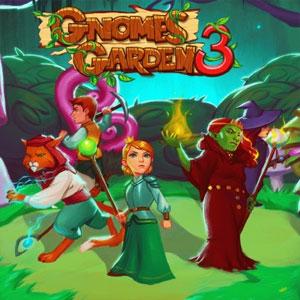 Acheter Gnomes Garden 3 The thief of castles Nintendo Switch comparateur prix